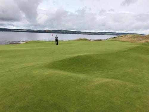 Sommer Golfreisen Schottland mit Andrew Cullen 06