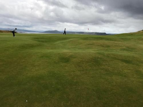 Sommer Golfreisen Schottland mit Andrew Cullen 08
