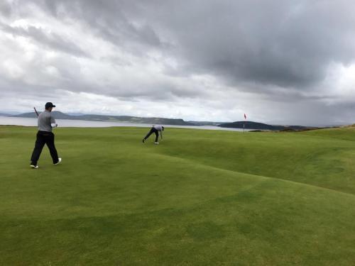 Sommer Golfreisen Schottland mit Andrew Cullen 09