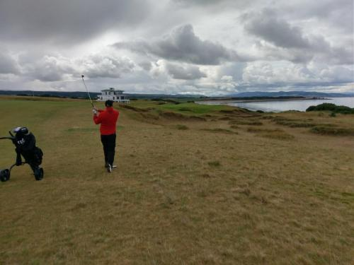 Sommer Golfreisen Schottland mit Andrew Cullen 14
