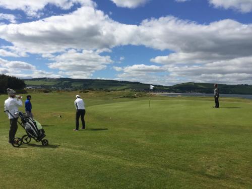 Sommer Golfreisen Schottland mit Andrew Cullen 20