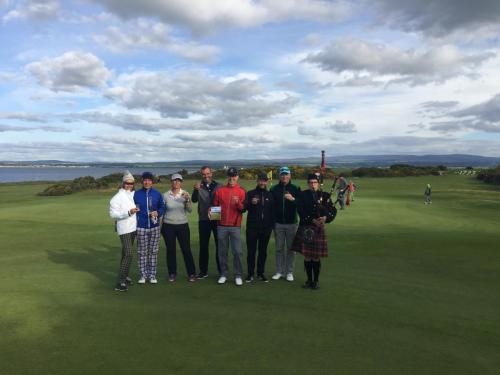 Sommer Golfreisen Schottland mit Andrew Cullen 21