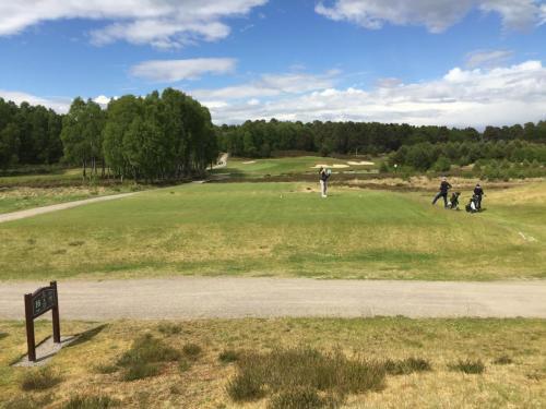 Sommer Golfreisen Schottland mit Andrew Cullen 24